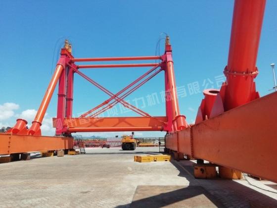 广东省珠海市金湾区海工路三一产业园三一海洋重工有限公司