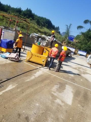 西南大通道车河段改建项目