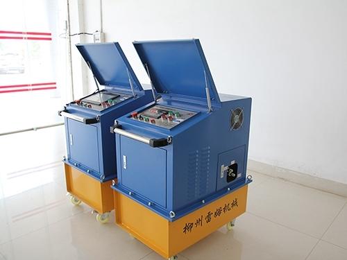 液压提升浅谈环保数控液压系统的特点、使用注意事项与应用