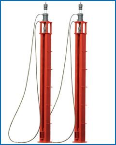 上拔式液压提升和爬升式液压提升的区别