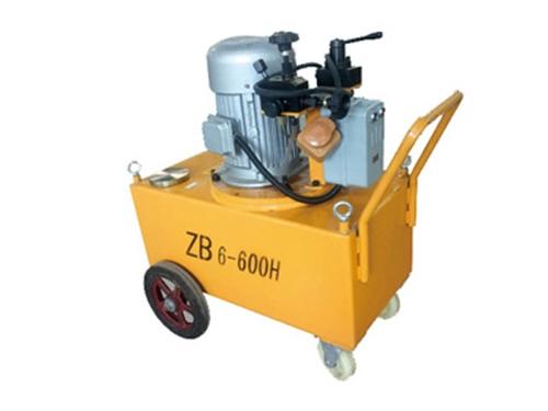 高压油泵ZB6-600型