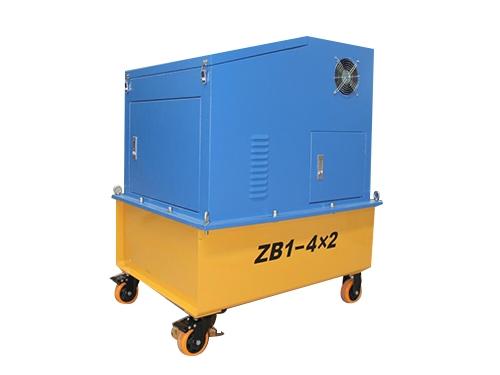 ZB1-4油泵