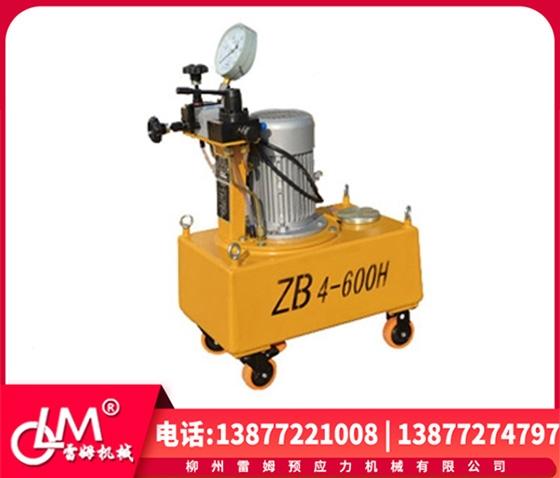 高压油泵ZB4-600H